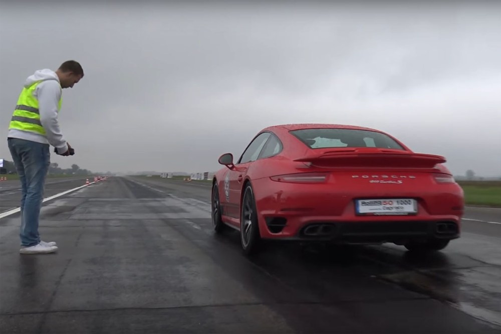 PP-Performance Porsche 911 Turbo S