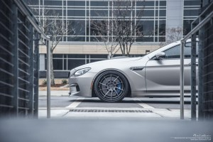 BMW M6 with Brixton Forged R10D Targa Series Wheels