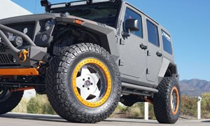 Starwood Motors Jeep Center Line RT1