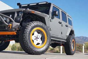Starwood Motors Jeep Center Line RT1