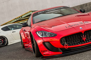 Liberty Walk Works GranTurismo