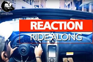 McLaren Reaction Toronto