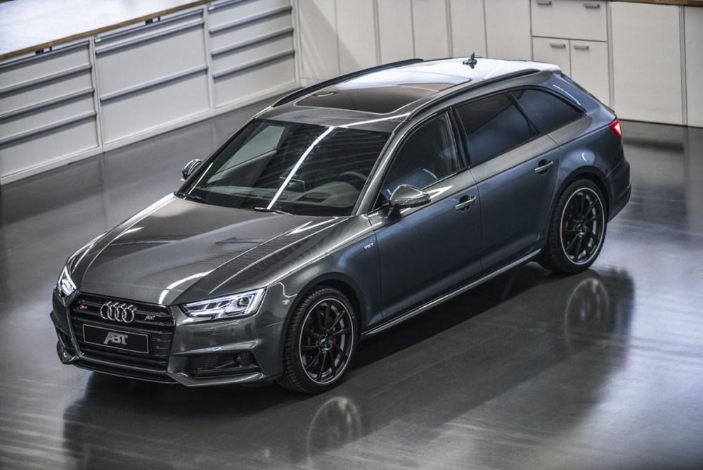 ABT Sportsline Audi S4 Avant