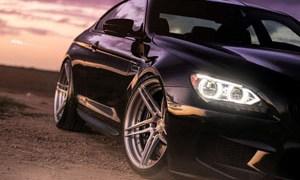 BMW M6 with ADV.1 Wheels