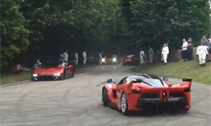 30-minute super car sounds