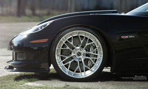 Brixton Forged CM10 Duo Series Callaway Corvette Z06