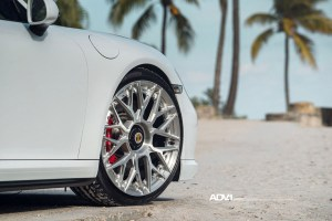 Porsche 911 Turbo S ADV10.0 M.V2 CS Series Wheels