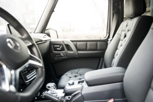 Chelsea Truck Company Mercedes-Benz G63 AMG Hammer Edition