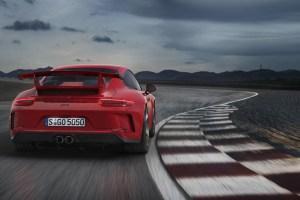 991.2 Porsche 911 GT3