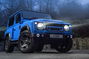 """Chelsea Truck Company Land Rover Defender 90 """"The End"""" Edition"""
