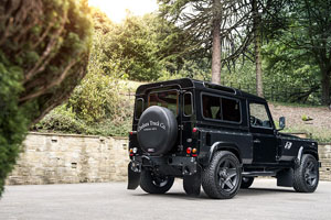 Land Rover Defender XS Station Wagon Flying Huntsman 105 Long Nose