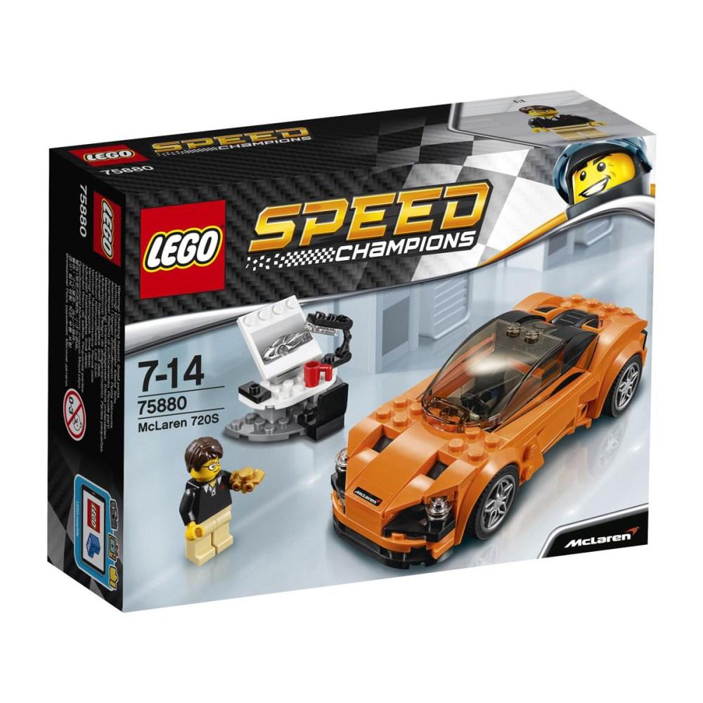 LEGO Speed Champions McLaren 720S