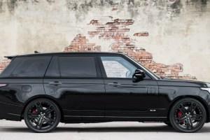 Project Kahn Range Rover Autobiography LW LE Edition