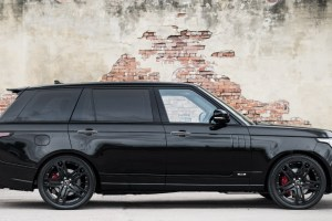 Project Kahn Range Rover Autobiography LW LE Edition