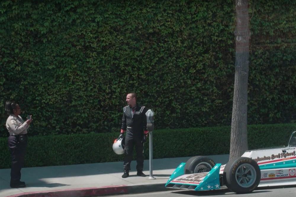 Donut Media IndyCar Parking Prank