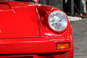 DP Motorsport 911 RS Red Evolution