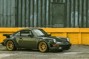 Brixton Forged 930 Porsche 911 Turbo