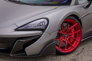 Vorsteiner McLaren 570-VX with VFN-511 Wheels