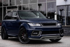 Project Kahn Land Rover Range Rover Sport 4.4 SDV8 Diesel Autobiography Dynamic Pace Car