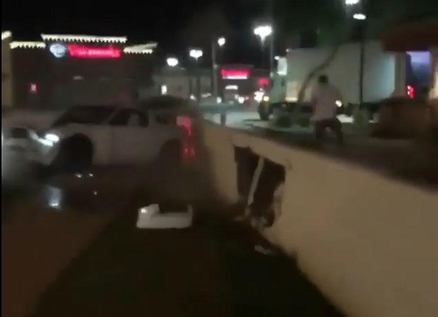 Car Show Crashes