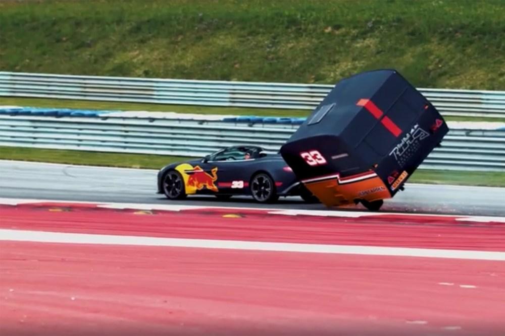 Red Bull Racing Caravan Racing