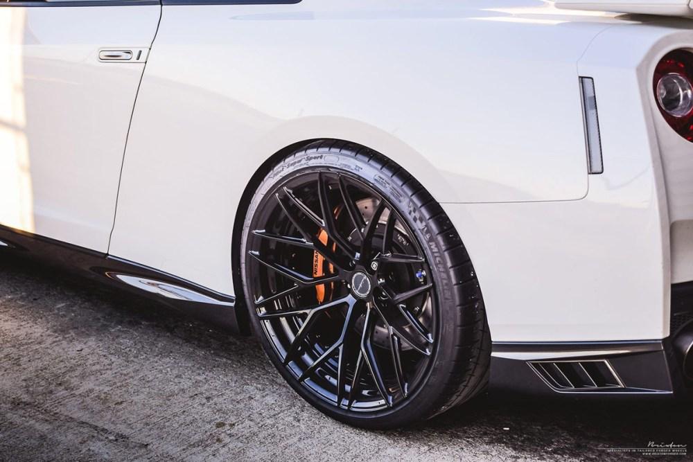 Nissan GT-R Brixton Forged CM10 Ultrasport+Wheels