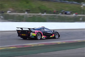 McLaren F1 GTR Long Tail Spa-Francorchamps