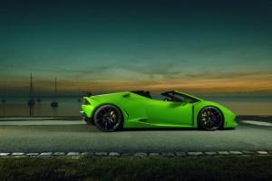 Novitec N-Largo Lamborghini Huracan Spyder