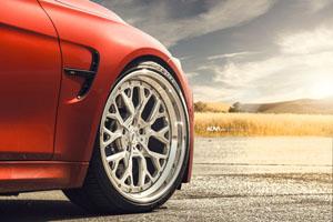 BMW M3 ADV10.0 Track Function CS Wheels