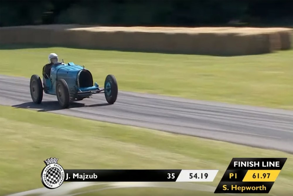 2017 Goodwood Festival of Speed Timed Shootout