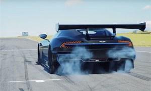 Oliver Webb Aston Martin Vulcan