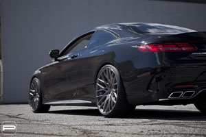 Mercedes-AMG S63 Coupe PUR FL25 Wheels