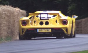 Ford GT Goodwood Festival of Speed