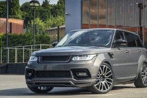 Project Kahn Range Rover Sport Autobiography Dynamic Pace Car