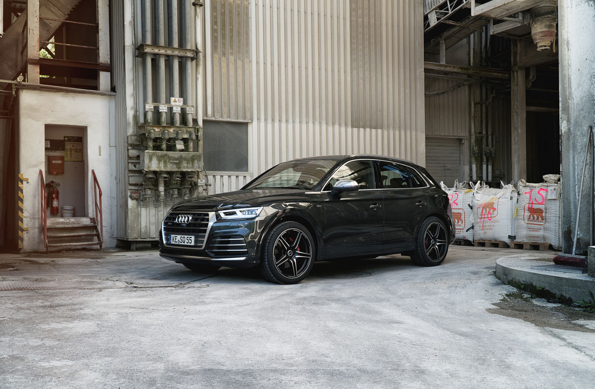 time to have a bit more fun with the abt sportsline audi sq5. Black Bedroom Furniture Sets. Home Design Ideas