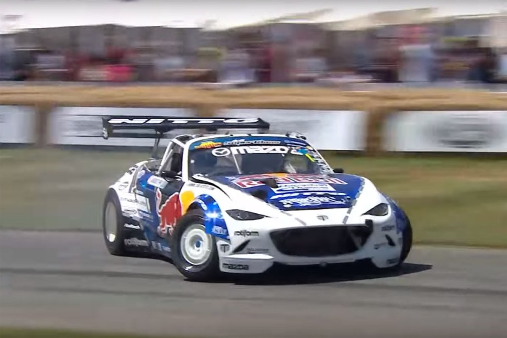 Best Exhaust Notes at the 2017 Goodwood Festival of Speed