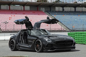 Inden Design Mercedes-Benz SLS AMG Black Series
