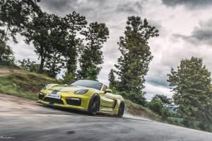 Porsche Boxster S Brixton Forged WR3 Ultrasport+ Wheels