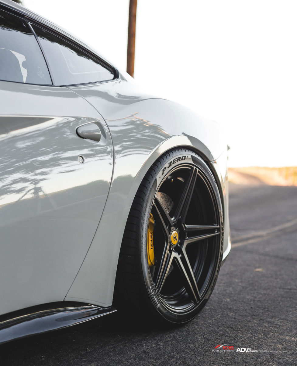 Ferrari F12Berlinetta with ADV05 M.V2 SL Series Wheels