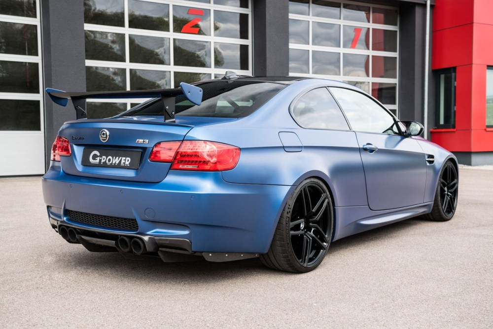 G-Power Supercharged E9X BMW M3