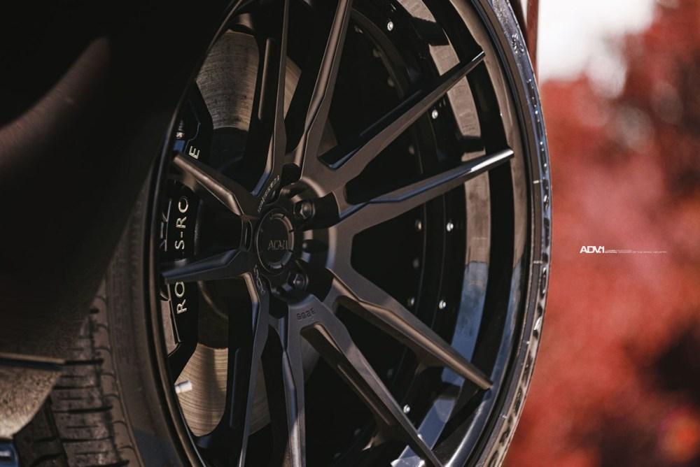 Rolls Royce Ghost ADV5.2 Track Spec CS Series Wheels by Heat Auto Motoring