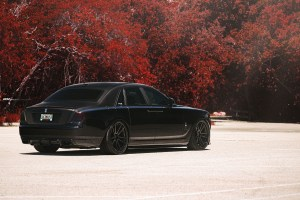 Rolls Royce Ghost ADV5.2 Track Spec CS Series Wheels by Heat Auto Motoring