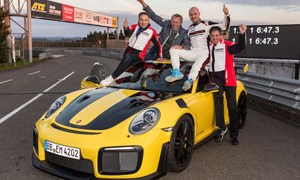 911 GT2 RS Lap Time Record
