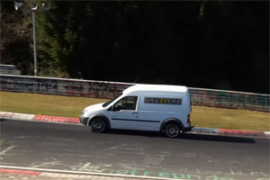 Crazy Shit on the Nurburgring