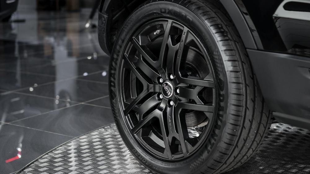 Project Kahn Range Rover Evoque Ground Effect Edition
