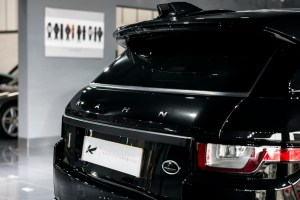 Project Kahn Range Rover Evoque Ground Effect Edition