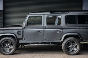 Chelsea Truck Company Land Rover Defender Chelsea Wide Track