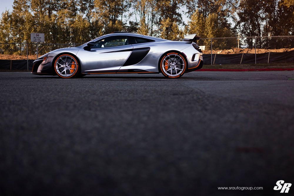 McLaren MSO HS with PUR 4OUR Wheels by SR Auto Group