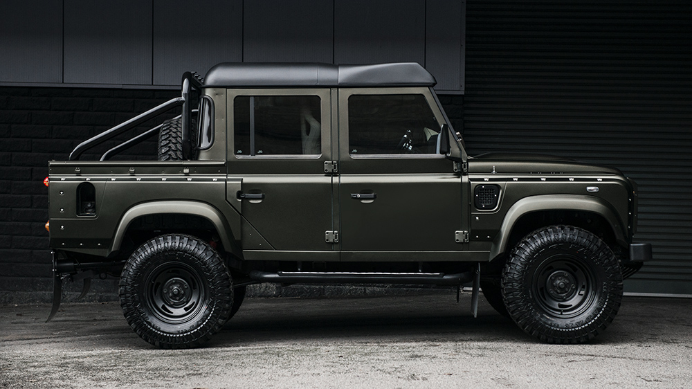 Chelsea Truck Company Land Rover Defender 2.2 TDCI XS 110 Double Cab Pick Up Chelsea Wide Track