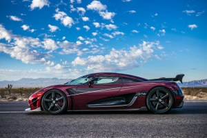 Koenigsegg Agera RS Nevada World Records